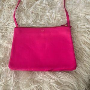 Trio Celine messenger bag - Pink